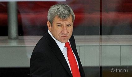 Олег Браташ официально возглавил олимпийскую сборную России по хоккею