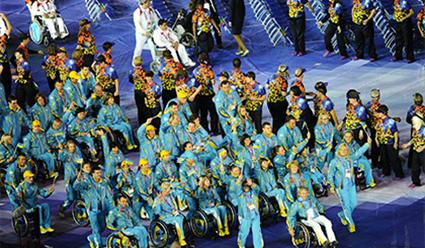 17 российских лицензий на Игры достались паралимпийской сборной Украины