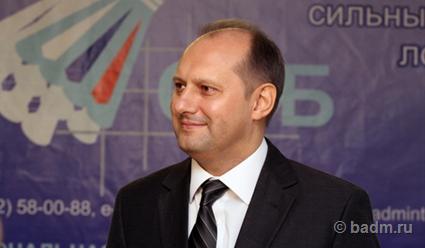 Андрей Антропов останется председателем совета Национальной федерации бадминтона России
