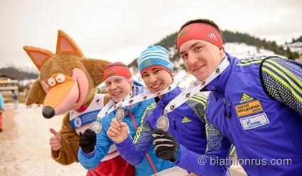 Егор Тутмин принес России первую медаль на ЮОИ, выиграв бронзу в спринтерской гонке