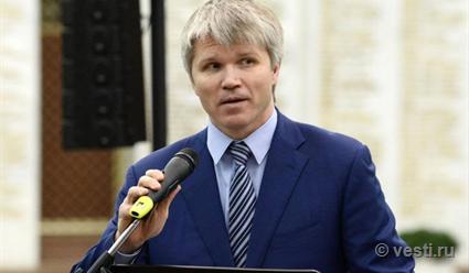 Павел Колобков приветствует решение главы рабочей группы IAAF Руне Андерсена приехать в РФ