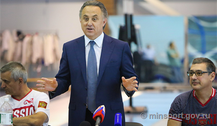 Виталий Мутко: Какой допинг в Сочи? В фигурном катании?