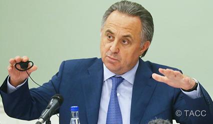 Виталий Мутко: Российские клубы не смогут подписывать турецких футболистов в трансферное окно