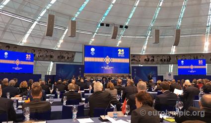 Белоруссия примет вторые Европейские игры в 2019 году