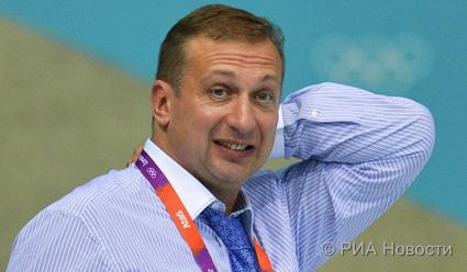 Алексей Власенко назначен и.о. президента Федерации синхронного плавания России