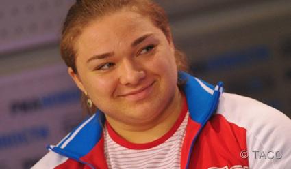 Татьяна Каширина стала четырехкратной чемпионкой мира по тяжелой атлетике
