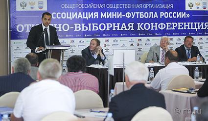 Эмиль Алиев переизбран на пост президента АМФР