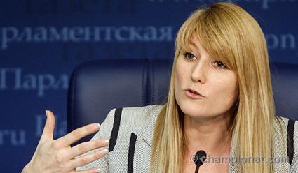 Светлана Журова: Российскому спорту не нужны революции, только плавное движение вперёд