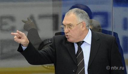 В КХЛ первая тренерская отставка в сезоне-2016/17