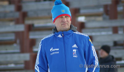 Валерий Польховский покинул сборную Белоруссии по биатлону