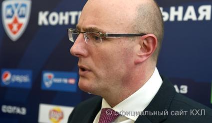 Дмитрий Чернышенко: Китайский клуб сыграет в КХЛ в следующем сезоне