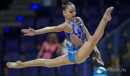 Российские «художницы» завоевали 7 из 8 золотых медалей на этапе Гран-при в Москве (видео)