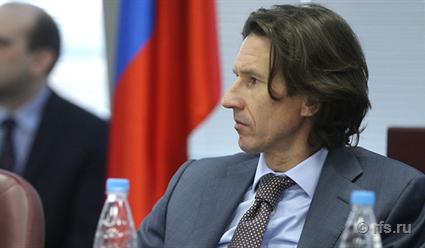 Алексей Смертин назначен инспектором РФС по борьбе с расизмом