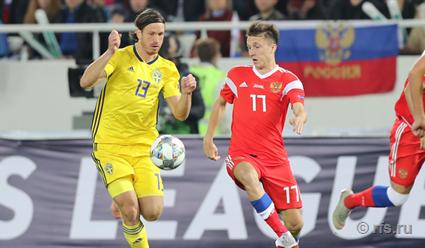 Станислав Черчесов: Матч сложился как сложился, но мы хотели выиграть