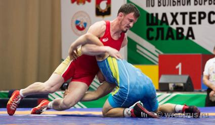 Борец Александр Богомоев возобновил карьеру после тяжелого ранения в апреле 2017 года