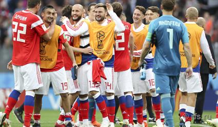 Станислав Поздняков: Сборная России порадовала высокой реализацией моментов в матче открытия ЧМ-2018