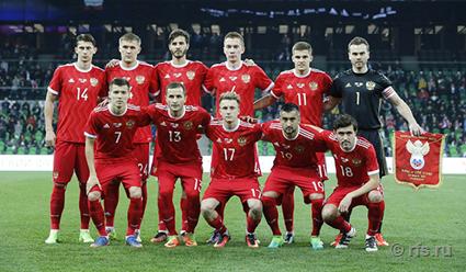 ФИФА: Сборная России прошла стандартную допинг-проверку перед Кубком конфедераций