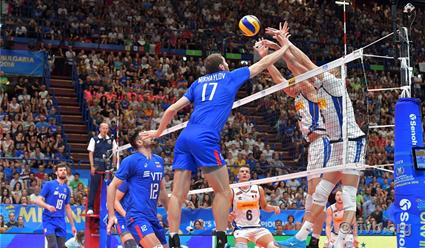 Определились все участники третьего группового раунда чемпионата мира по волейболу