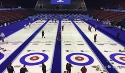 В субботу в Канаде стартует чемпионат мира - 2018 по керлингу среди смешанных команд (микст)
