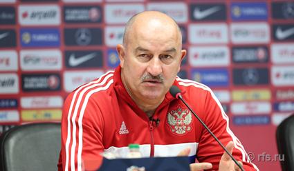 Состав сборной России на матчи со шведами и турками будет оглашен 1 или 2 октября