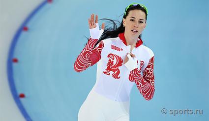 Екатерина Лобышева открыла школу по конькобежному спорту и шорт-треку в Коломне