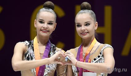 Стал известен предварительный состав сборной России на ЧМ по художественной гимнастике