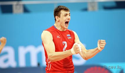 Лига наций по волейболу 2018. Мужчины. Россия - Южная Корея (прямая видеотрансляция)