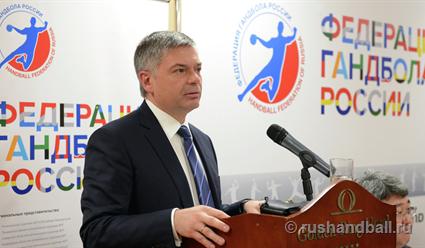 Сергей Шишкарев не избран в обновленный исполнительный комитет Международной федерации гандбола