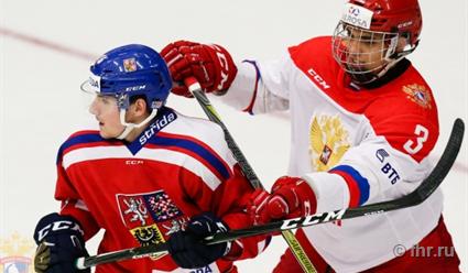 Юниорская сборная России U18 по хоккею заняла 4-е место на Мировом Кубке вызова