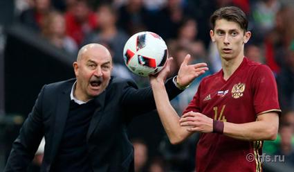 Станислав Черчесов: Тренировки в Австрии выводят футболистов сборной России на новый уровень