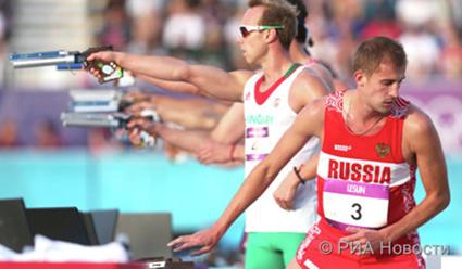 Четыре россиянина вышли в финал чемпионата Европы по современному пятиборью в Минске