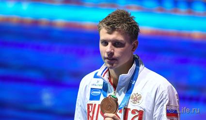 Александр Красных: После 175 метров подумал, что не доплыву