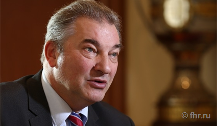 Глава ФХР: Мы гордимся Сергеем Бобровским и тем, что отечественная школа хоккея высоко ценится
