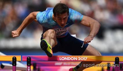 Сергей Шубенков завоевал серебро на этапе «Бриллиантовой лиги» в США