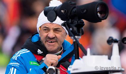 СБР: Владимир Королькевич консультирует сборную РФ по биатлону, в тренерский штаб он не входит