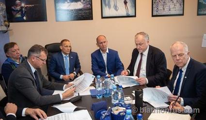 Президент IBU назвал критерии восстановления статуса Союза биатлонистов России