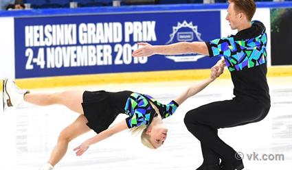 Евгения Тарасова и Владимир Морозов выступят на Skate America