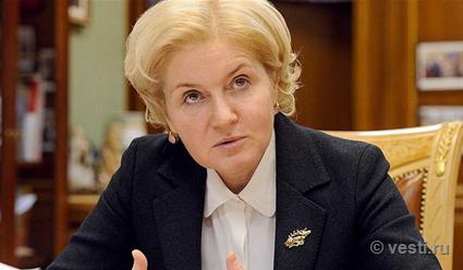 Ольга Голодец: Нам нужно создать условия для занятий спортом для всей страны