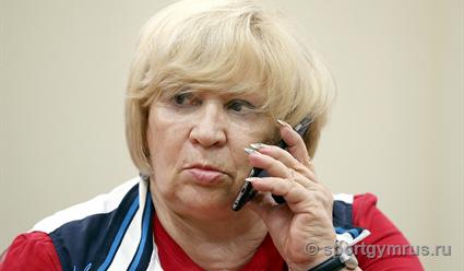 Валентина Родионенко: Главными конкурентками наших девушек остаются американки