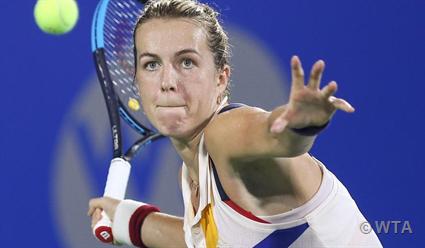 Анастасия Павлюченкова стала победительницей турнира WTA в Страсбурге