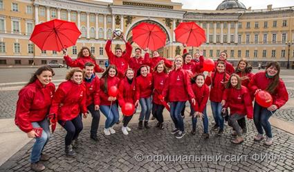 Московские волонтеры готовы оказать помощь в нестандартных ситуациях во время ЧМ-2018 по футболу