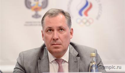 Станислав Поздняков готов побороться за членство в Международном олимпийском комитете