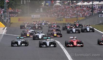 Сегодня стартует 8-й этап автогонок «Формулы-1» - Гран-при Франции. Расписание этапа