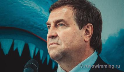 Владимир Сальников переизбран в бюро Международной федерации плавания