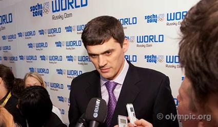 Владимир Сальников: Комитет Александра Попова проработает вопрос об Ассоциации водных видов спорта