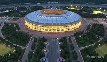 «Лужники» примут товарищеский матч между сборными России и Аргентины