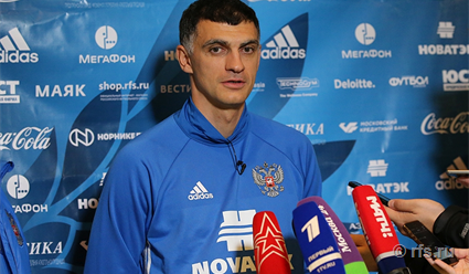 Владимир Габулов провел первый официальный матч за «Брюгге»