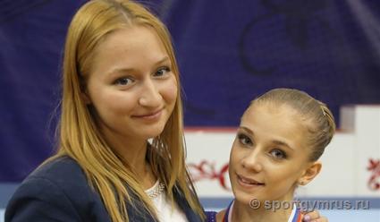 Ксения Семёнова: С Викой Комовой вернулась чисто российская гимнастика - красота линий и высокое качество исполнения