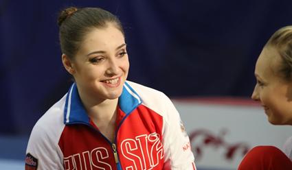В Москве впервые прошел турнир юных гимнасток на призы Алии Мустафиной