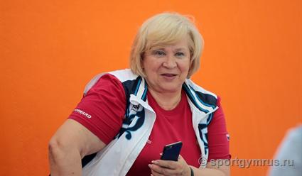 Валентина Родионенко: Общее ощущение от выступления наших гимнасток и гимнастов - близкое к восторгу
